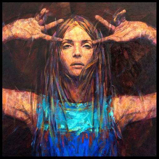 Paris Art Web - Painting - Fabien Clesse - Grande Petresse