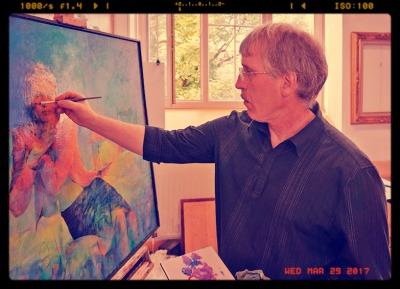 Paris Art Web - Painting - Fabien Clesse - The Artist