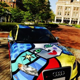 Paris Art Web - Romero Britto - Commissions