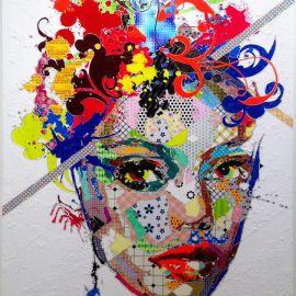 Paris Art Web - Painting - Pinar Du Pre - Snapshots - Aubrey
