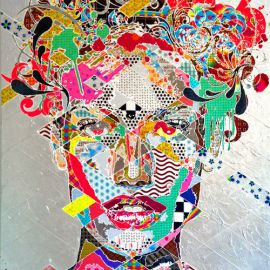 Paris Art Web - Painting - Pinar Du Pre - Snapshots - Franky