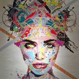 Paris Art Web - Painting - Pinar Du Pre - Snapshots - Melinoe