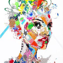 Paris Art Web - Painting - Pinar Du Pre - Snapshots - Nadja