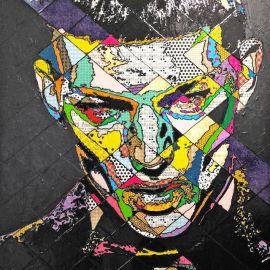 Paris Art Web - Painting - Pinar Du Pre - Snapshots - Sebastian